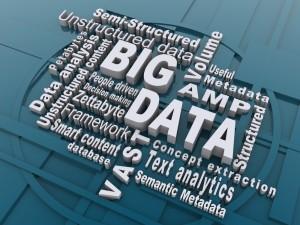 big data البيانات الضخمة